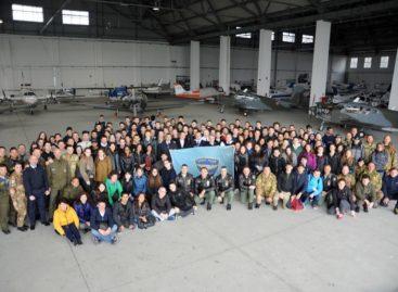 Corso di cultura aeronautica a Milano: Io c'ero!