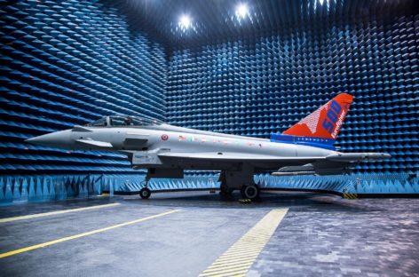 Consegnato a Torino il 500° Eurofighter