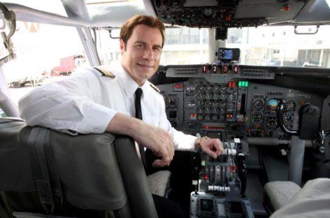 Piloti famosi:  John Travolta, La febbre del volo