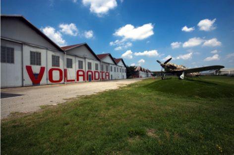 Volandia: un museo per chi ama volare