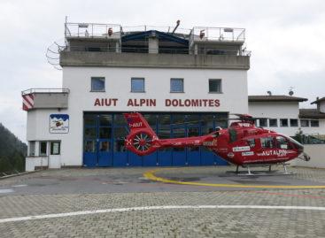 Eroi della  montagna: Aiut Alpin Dolomites