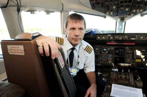 Piloti famosi: Bruce Dickinson, pilota di linea e cantante degli Iron Maiden