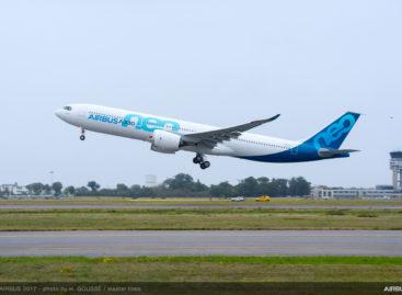 Airbus A330 Neo, il primo volo
