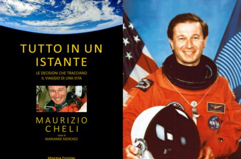 """Presentazione libro """"Tutto in un istante"""" di Maurizio Cheli"""