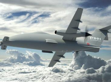 """Primo volo per il """"P.1HH cargo"""" a pilotaggio remoto"""