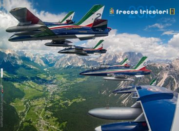 Frecce Tricolori 2018: Gli Air Show in Italia e all'estero