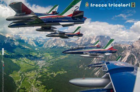 Frecce Tricolori 2018: Gli Air Show in Italia e all'estero
