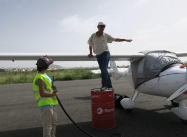 Dall'Italia al Senegal in ultraleggero – Luigi Seccia si racconta
