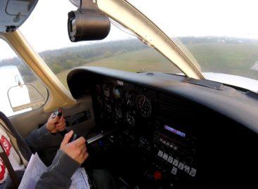 Prime lezioni di volo #2