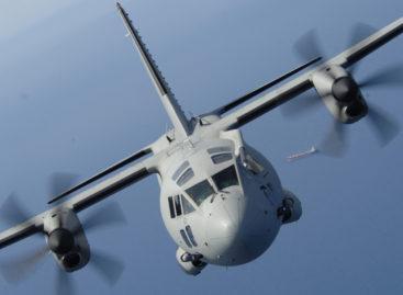 Visita alla 46° Brigata Aerea e volo d'addestramento su C-27J