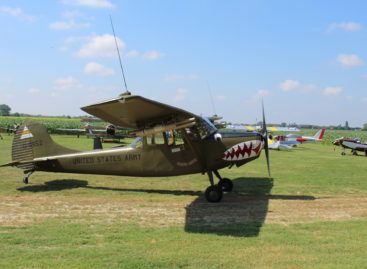 Fly Party 2019-Historical aircraft group