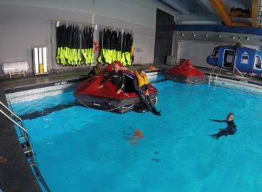 Volare Sicuri – Corso di sopravvivenza in acqua