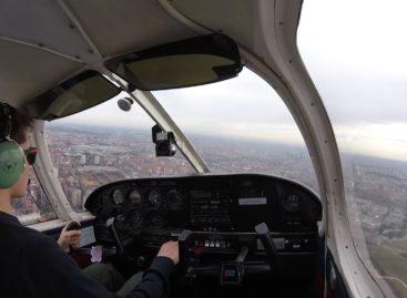 Primo volo da solista – PPL Aero Club Milano