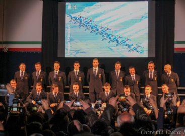 Frecce Tricolori 2020-presentazione ufficiale a Rivolto