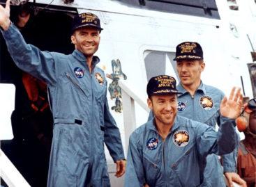 La vicenda dell'Apollo 13, un fallimento trasformato in successo