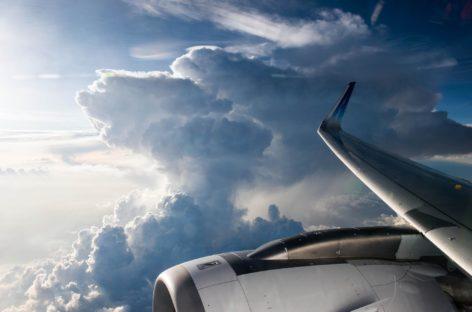 Aerei a terra: le previsioni meteorologiche potrebbero essere meno affidabili