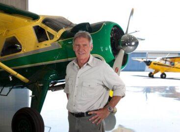 Piloti famosi: Harrison Ford