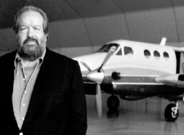 Piloti famosi: Carlo Pedersoli, in arte Bud Spencer, attore e pilota