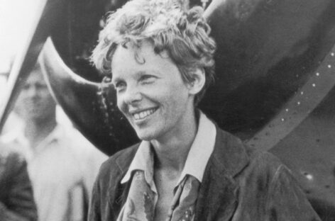 Paladine del volo: Amelia Earhart
