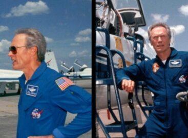Piloti famosi: Clint Eastwood