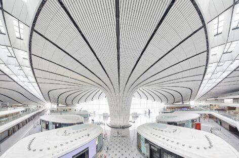 L'aeroporto più grande del mondo