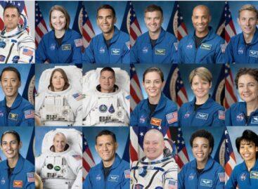 Missione luna: resi noti i nomi dei 18 astronauti, anche l'Italia partecipa al progetto