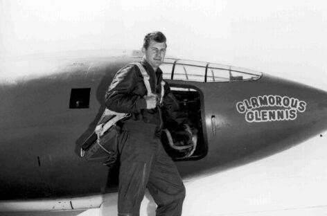 Piloti famosi: Chuck Yeager la leggenda del volo