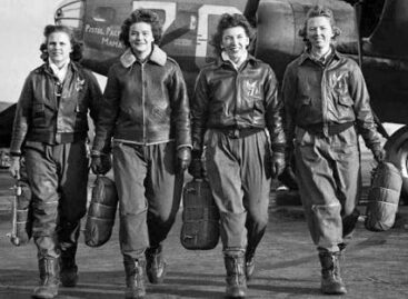 Le WASP (Women's Airforce Service Pilot)