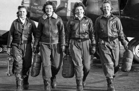Le WASP (Women's Airforce Service Pilot)