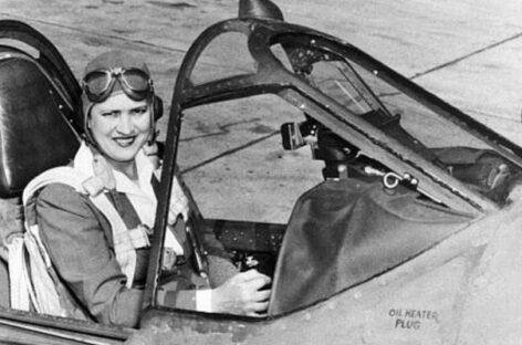 Pioniere dell'aviazione:  Jacqueline (Jackie) Cochran